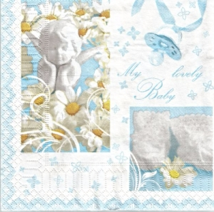 Serwetka do decoupage CHR11-006